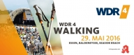 """WDR 4 Walking"" – Sport und ""Hot Chocolate"" am Baldeney-See in Essen"